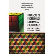 FORMAÇÃO DE PROFESSORES E DEMANDAS EDUCACIONAIS:  PNE, INCLUSÃO,ESTÁGIO E PIBID