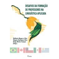 DESAFIOS DA FORMAÇÃO DE PROFESSORES NA LINGUÍSTICA APLICADA