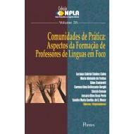Comunidades de Prática Aspectos de Formação de Professores de Línguas em Foco Col NPLA Vol 35