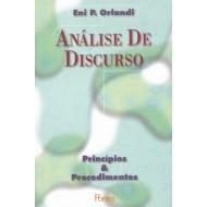 ANÁLISE DE DISCURSO - PRINCÍPIOS E PROCEDIMENTOS