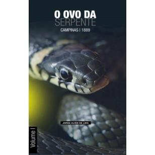 Ovo da Serpente Campinas 1889 - volume 1