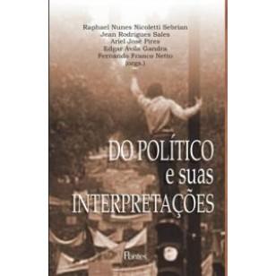 DO POLÍTICO E SUAS INTERPRETAÇÕES