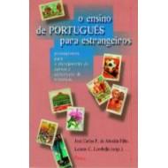 ENSINO DE PORTUGUES PARA ESTRANGEIROS,O