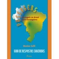 PASSAGENS  PORTUGUÊS DO BRASIL PARA ESTRANGEIROS - GUIA DE RESPOSTAS SUGERIDAS