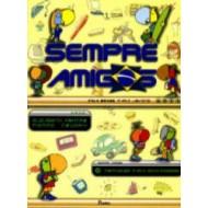 SEMPRE AMIGOS - PORTUGUES P/ESTRANGEIROS - AL