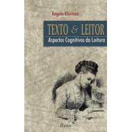 TEXTO E LEITOR. Aspectos Cognitivos da Leitura