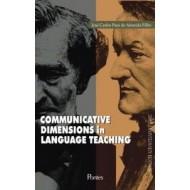 Dimensões Comunicativas no Ensino de Línguas - Ingles