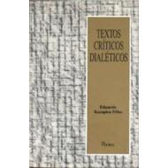 TEXTOS CRITICOS DIALETICOS