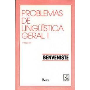 PROBLEMAS DE LINGUISTICA GERAL 1