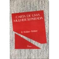 CARTA DE UMA MULHER SEPARADA